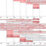 2015年3月のIPO。カレンダーに入りきらないYO♪