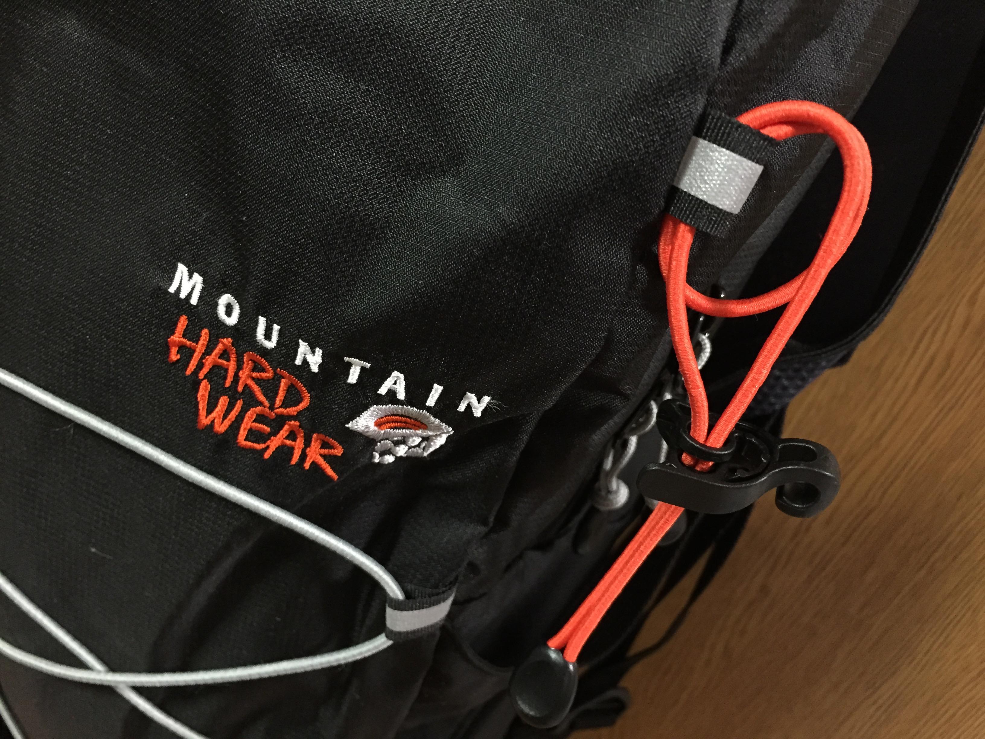 通勤ランのバッグはトレイルランニングモデルが最適!マウンテンハードウェアのフリューイッド6購入