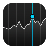株価アプリは結局純正に落ち着きました
