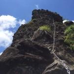 鹿児島唯一のアルペンコース磯間嶽へ