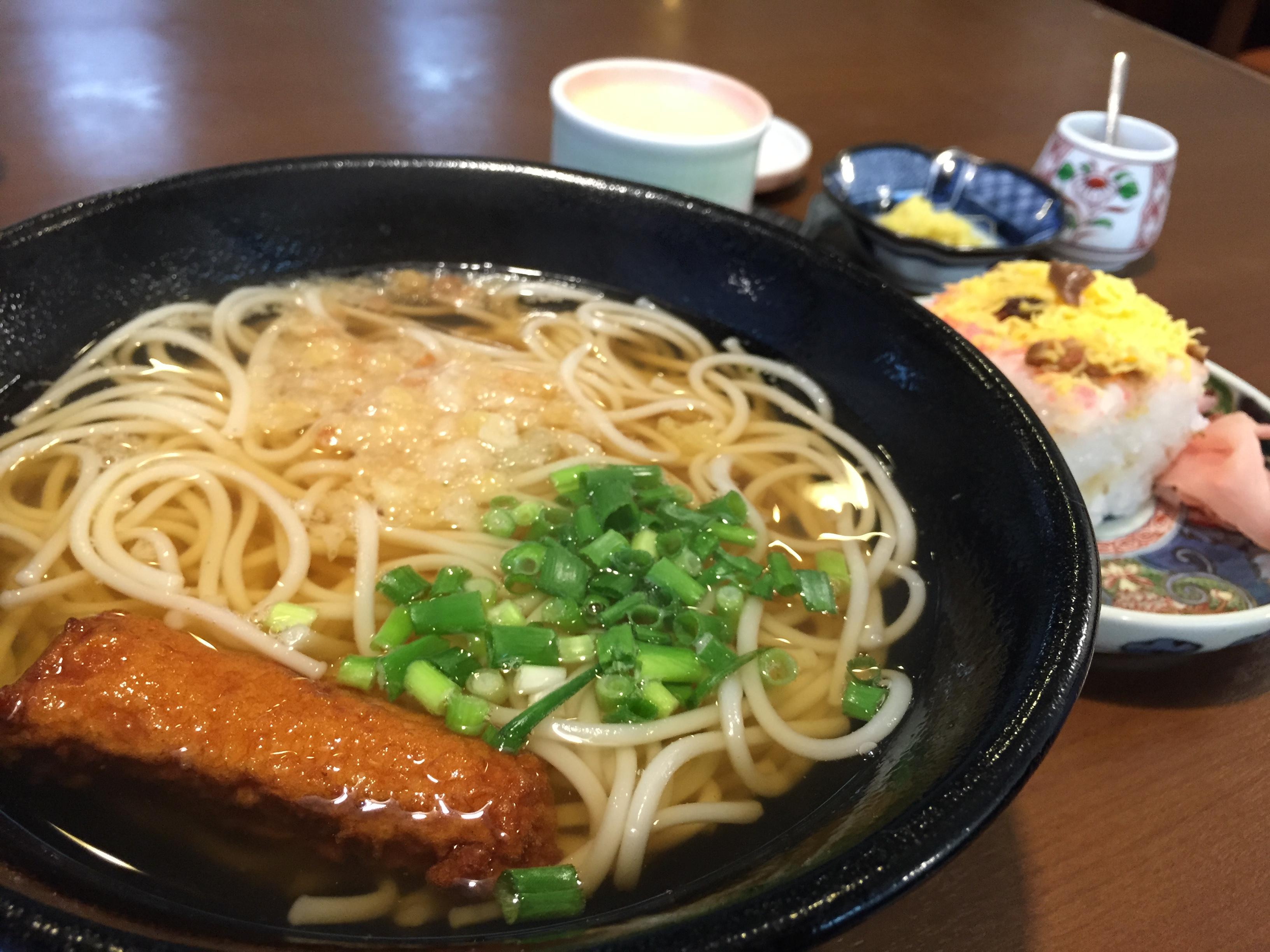【長崎庵】五島うどんを食べてばらかもんの風を感じる
