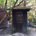 残念ながら屋久島の山小屋にトイレットペーパーはありません