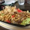 お食事処「時」TOKIの鉄板味噌焼き伊勢うどん。くせになる濃い味