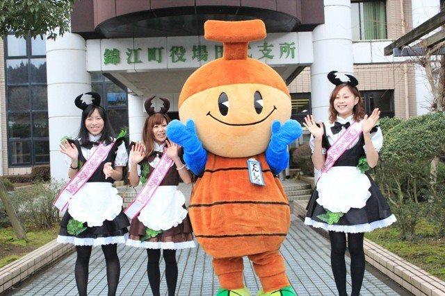 第2回錦江町でんしろうトレイルエントリー完了!くわがたガールズに会いたい
