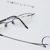 無重力メガネその名はゼログラ!眼鏡市場の人気メガネフレーム購入