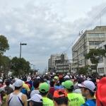 第1回鹿児島マラソン。超えられない30kmの壁